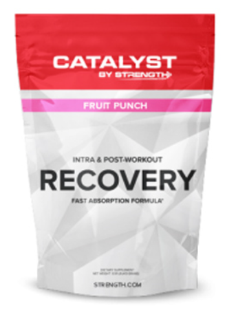 Catalyst Recovery by Strength