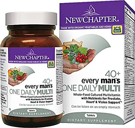 Every Man's One Daily Multi Multivitamin