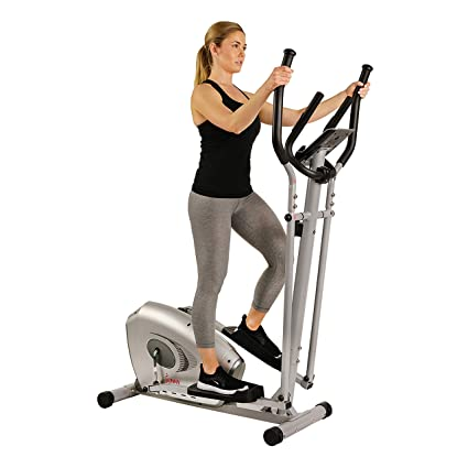 Sunny Health and Fitness SF-E3607 Magnetic Elliptical Trainer