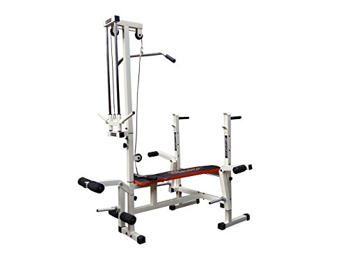 AD7 Sports Benson 9-in-1 Multi Weight Bench