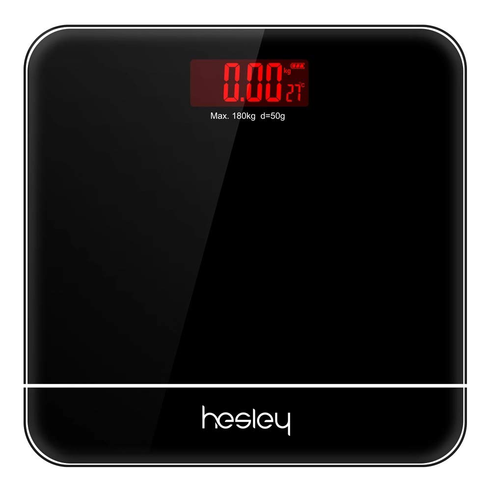 HESLEY Weighing Scale Machine with Advanced Step on Technology