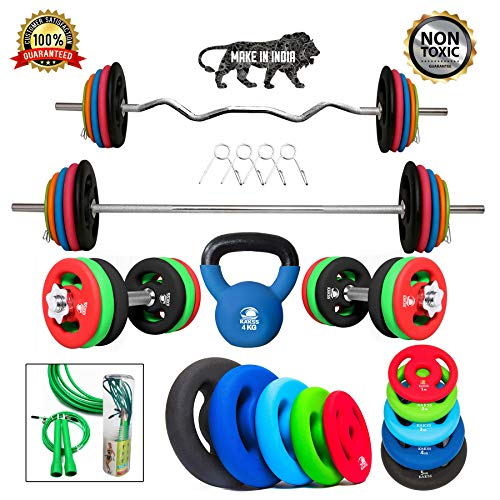 Kakss Best Home Gym Training (10 Kg to 200 Kg) Home Gym