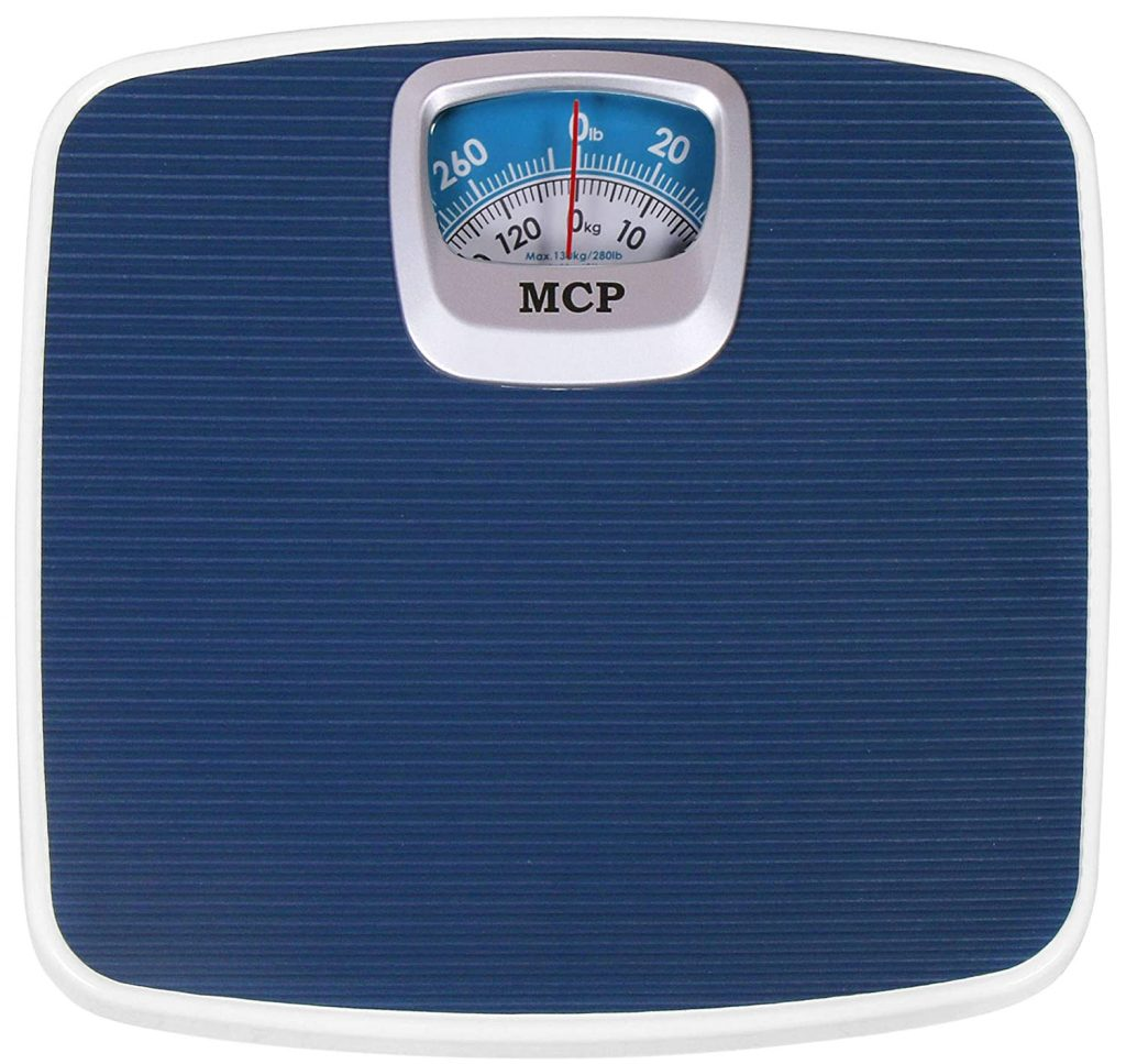 MCP Deluxe Personal Manual Analog Weighing Scale