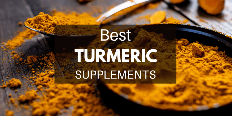 Best turmeric supplements in India